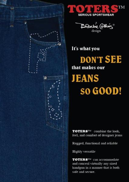toters jeans
